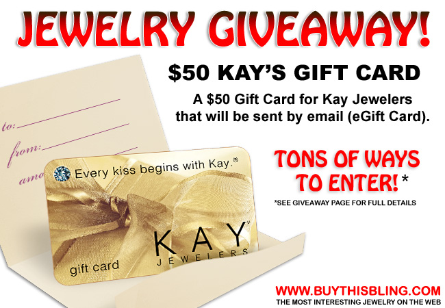 Jewelry Giveaway Contest 8