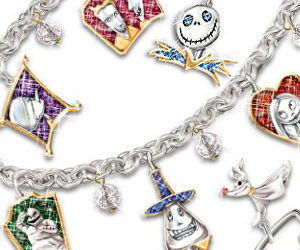 Nightmare Before Xmas Bracelet | Buy This Bling!
