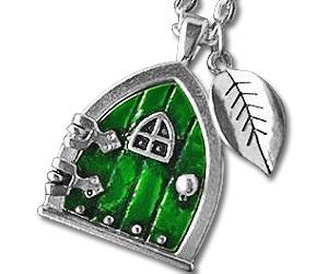 Hobbit Door Necklace  sc 1 st  Buy This Bling! & Hobbit Door Necklace | Buy This Bling!