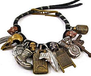 Men S Charm Bracelet
