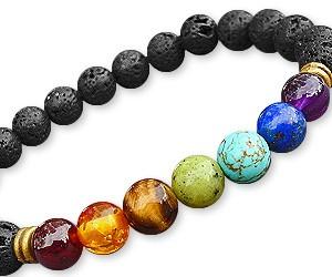 men s seven chakra bracelet buy this bling