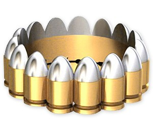 Bullet Wedding Band Buy This Bling