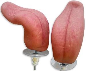 Freaky Tongue Rings