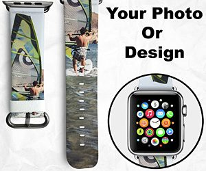 Custom Apple Watch Band Buy This Bling